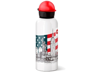 Láhev na pití FLASK TEENS - NEW YORK 0,6l